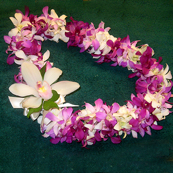 Kauai Wedding Flower Leis And Haku